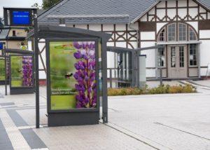 Ankunft: Bahnhof Schmalkalden