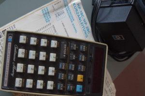 programmierbarer Taschenrechner HP-29C